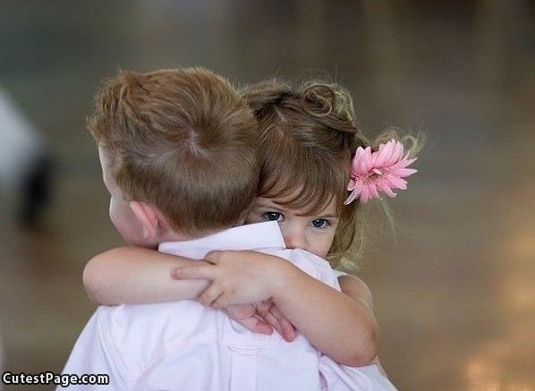 kids hugs