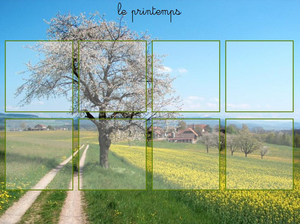 Printemps plateau
