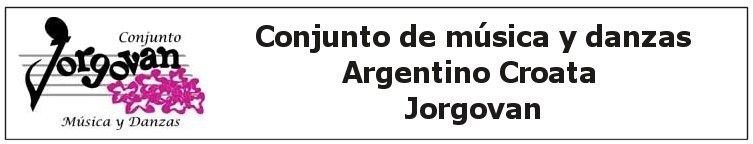 Conjunto Argentino Croata Jorgovan
