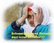 Ya Allah Selamatkan lah Bumi Palestin !!!