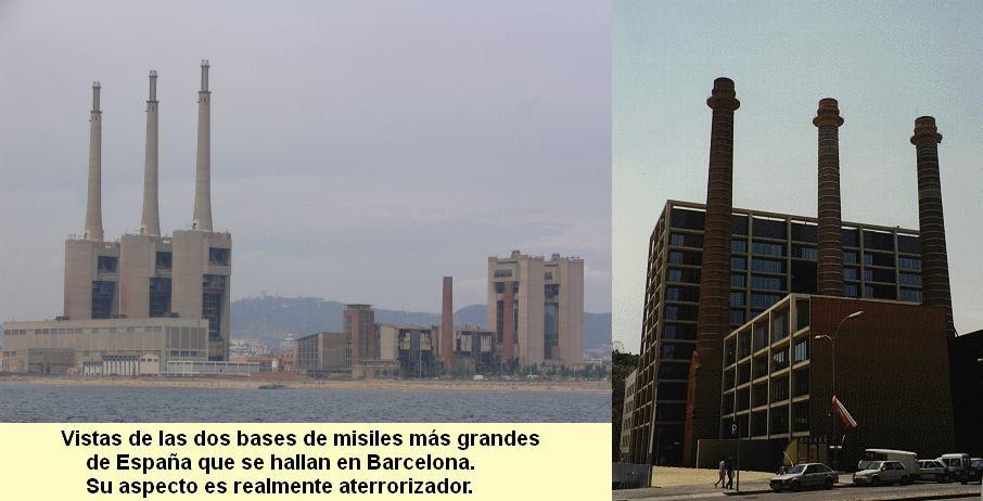 Incre ble news las chimeneas de barcelona esconden - Chimeneas barcelona ...