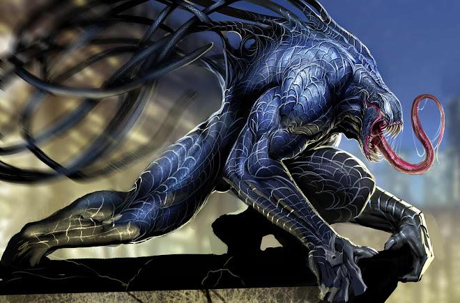 Venom Spider Man