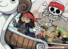 One Piece & Jack Sparrow