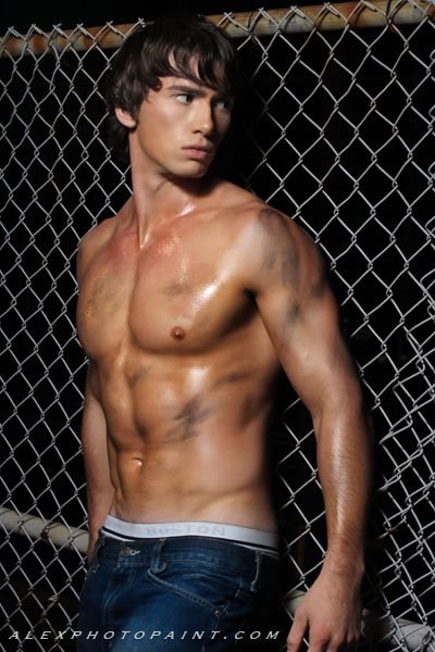 Hot Guys Stu Dugan