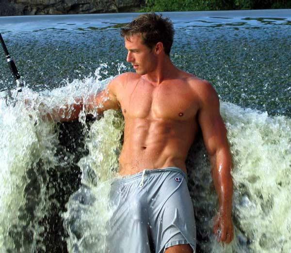 Underwear Hot Guys Wet Hunks