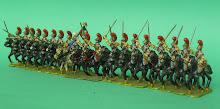 Peter Gilder's 1st Carabiniers