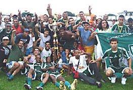 Esperança FC Campeão Iguaçuano de 2008