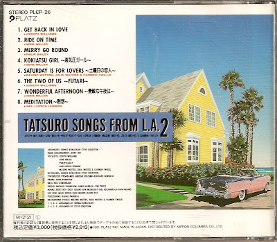 Tatsuro-Songs from L.A.2 - Various Artists