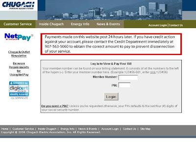 Www.chugachelectric.com Beill Pay - Chugach Electric Billing & Online Payment