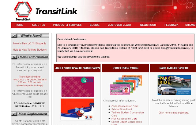 TRANSITLINK Bus Guide for Singapore | letmeget.
