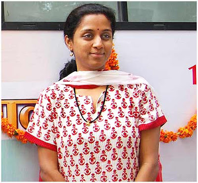 Supriya Sule's IPL Controversy
