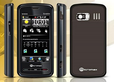 Micromax Windows Smartphone W900 Price & Specification