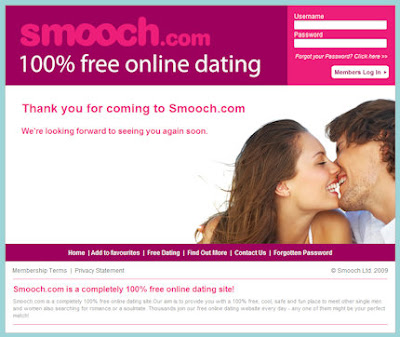 Smooch.com - Login for Free Dating Online - Smooch Uk &amp; Ireland