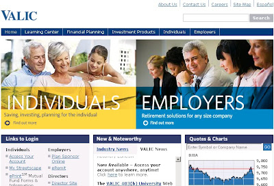 Valic Online: Login to My.Valic.com to manage AIG Retirement account