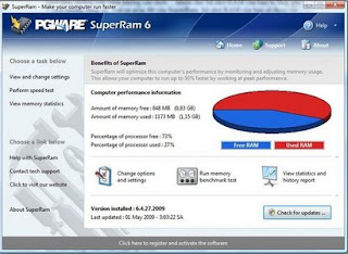 SuperRam 6.11.8.2010 [Portable]
