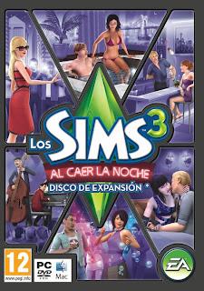Sims 3 - Al Caer La Noche [1 Link] [Full]