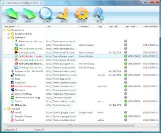 LinkCollector PC v3.2.0.0