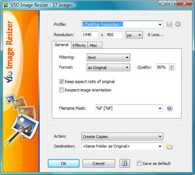 VSO Image Resizer 4.0.3.2