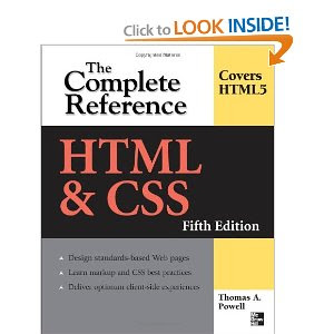 HTML y CSS - The Complete Reference