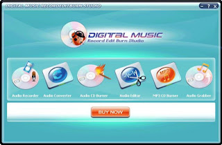 Digital Music Record Station