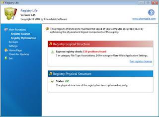 Registry Life 1.25