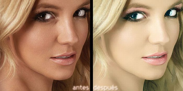 Celebrity Photoshop Before & After: What It Looks Like ...