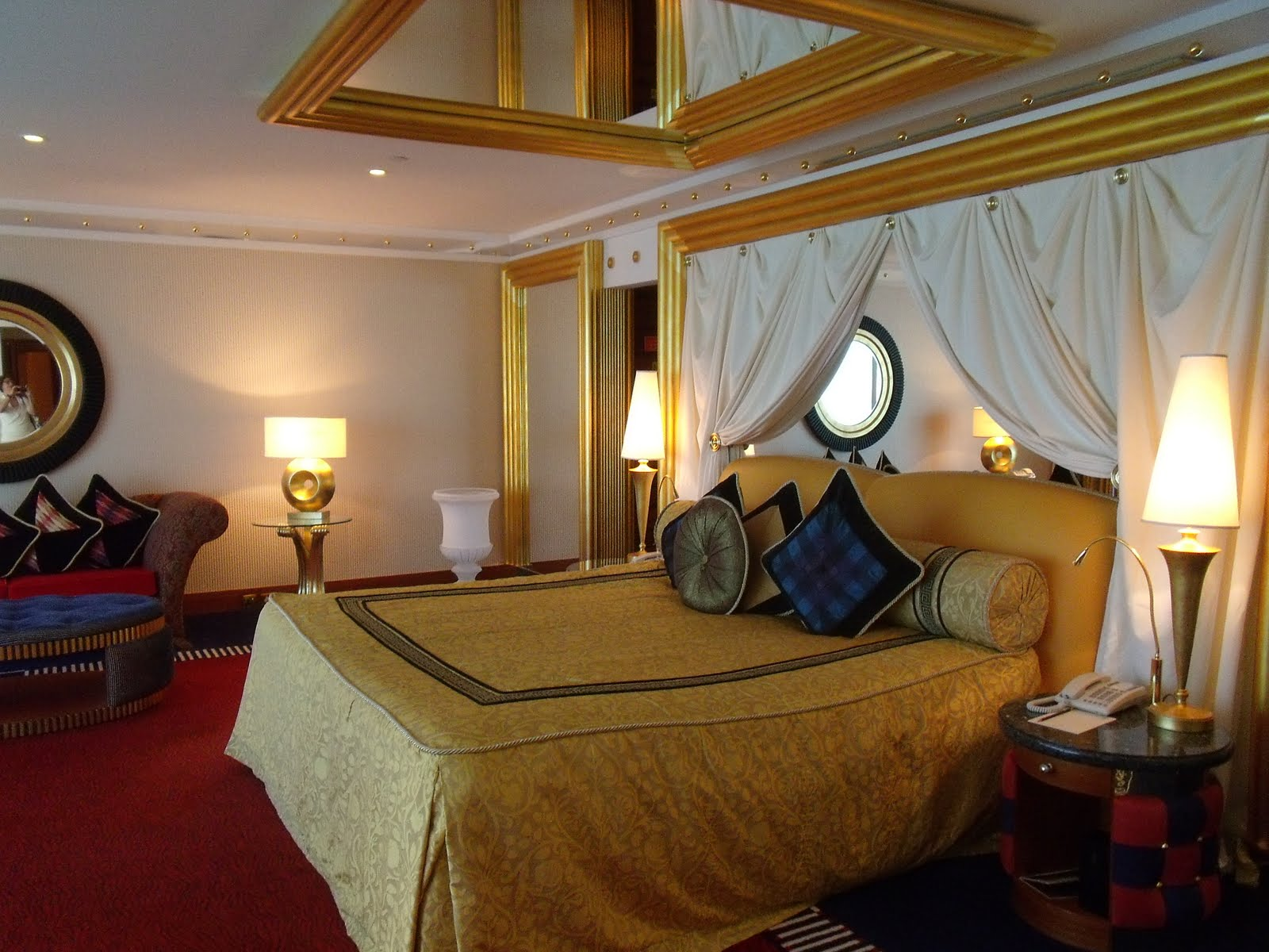 tamsin cooke burj al arab 2 bedroom master suite