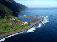 Fajã da Caldeira, S. Jorge island