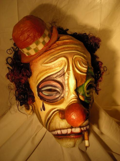 clown triste...