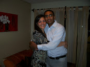 Eu e meu marido Ulisses