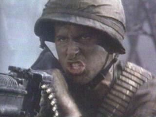 A war film directed by John Psychostasy of the Film Hamburger Hill 320x240 Movie-index.com
