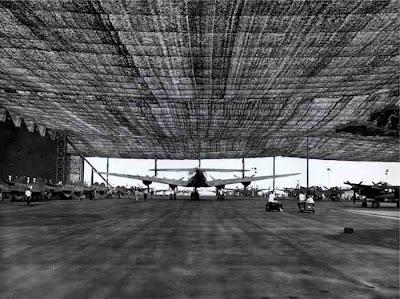 劇的ビフォーアフター:第二次世界大戦、飛行場の隠し方