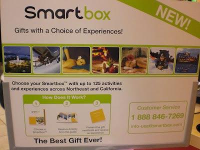 体験をプレゼントにする新ビジネス:Smart Box