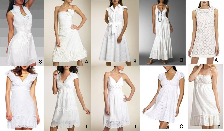 vestidos brancos para o reveillon