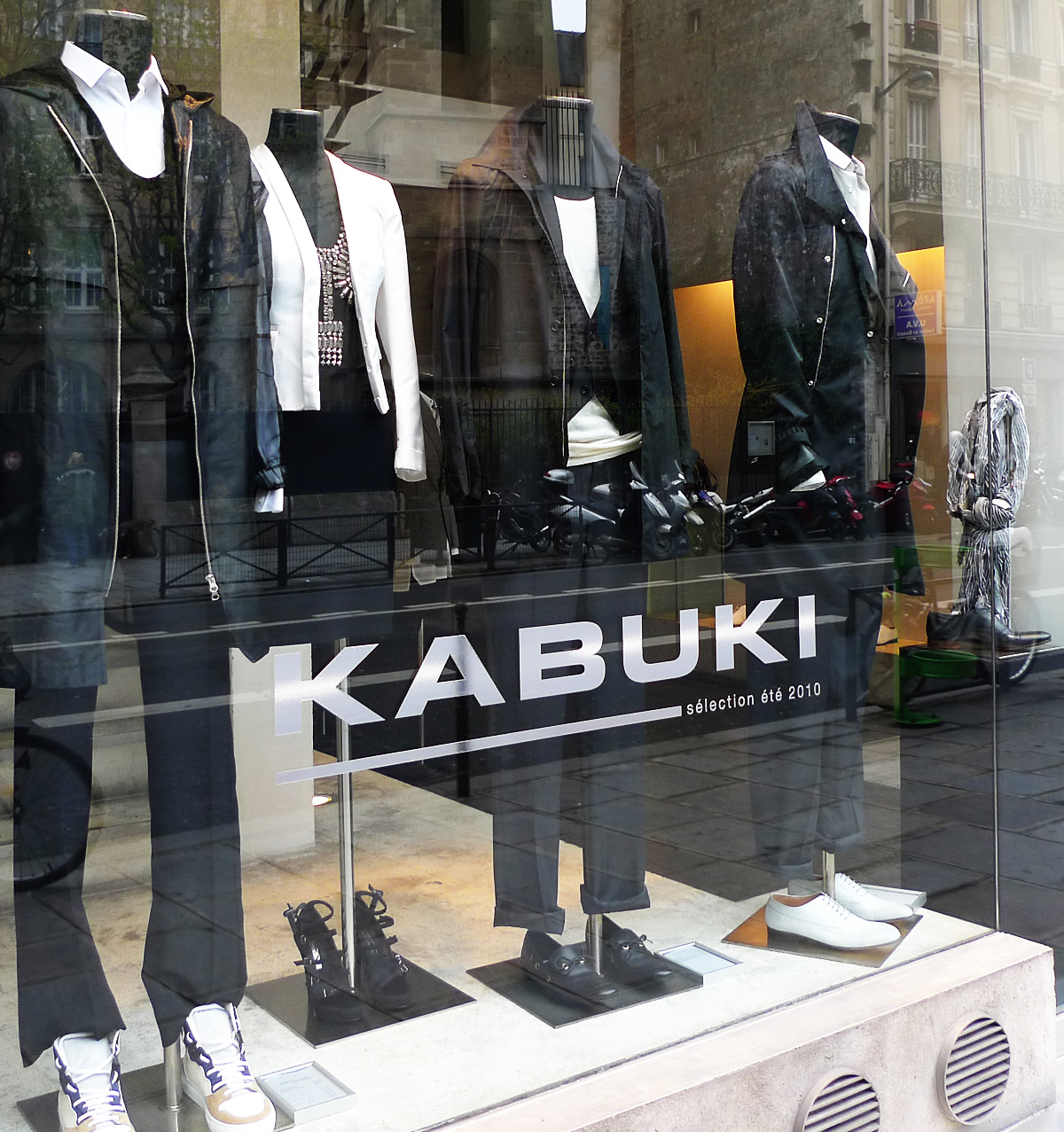 burberry prorsum quilted leather jacket 2011 Kabuki : Better store of Paris