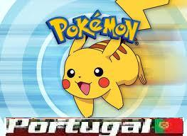 pokemon portugal