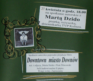Spotkanie z Martą Dzido