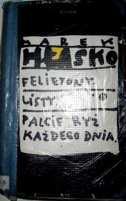 Marek Hłasko. Felietony.