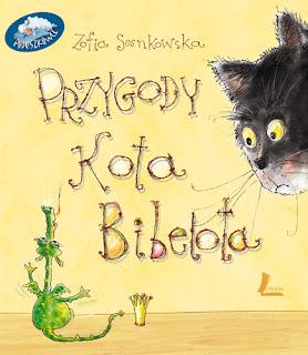 Zofia Sosnkowska. Przygody kota Bibelota.