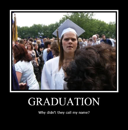 Funny graduation memes advise you
