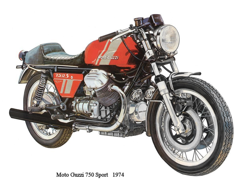 Moto Guzzi wallpapers