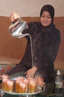 Minttea Tea and Spirituality: Fal   Leaf Reading in the Middle East