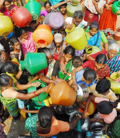 privatizzazione dell'acqua? No grazie!