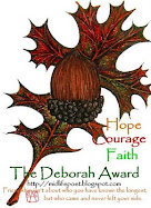 Deborah Award