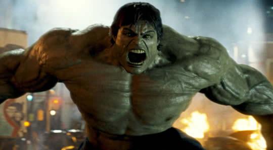 6º Lugar - Hulk