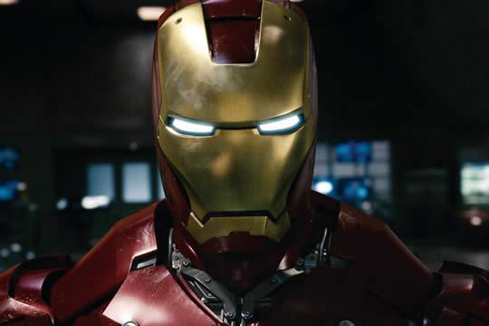 10º Lugar - Homem de Ferro