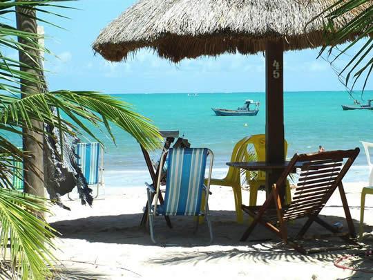 Praia de Maragogi - Alagoas
