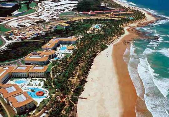 Praia: Costa do Sauípe - Bahia