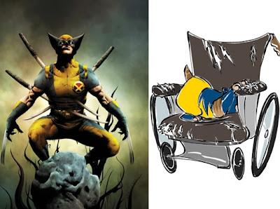 Os super-heróis mais gatos das HQs - 04