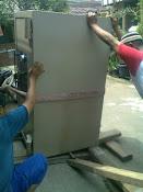 Pindahan Chubb 1,5 ton di Bekasi
